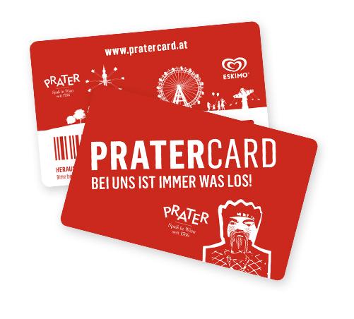 Pratercard Wien
